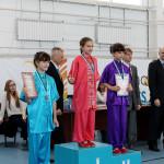 Победительницы Первенства Новосибирска 2013